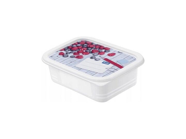 Zestaw pojemników na żywność ROTHO Domino 1755110234 4 szt. Tworzywo sztuczne Żaroodporny Kategoria Pojemniki i puszki