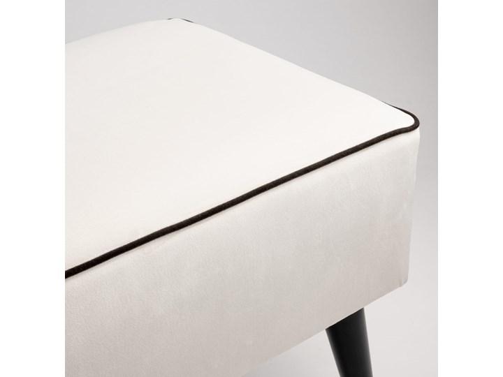 Ławka tapicerowana do przedpokoju Retro Cream Kategoria Ławki do salonu