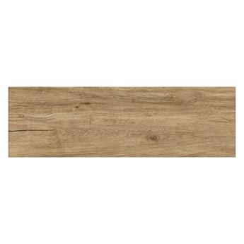 Gres Robin Cersanit 18,5 x 59,8 cm brązowy 1 m2