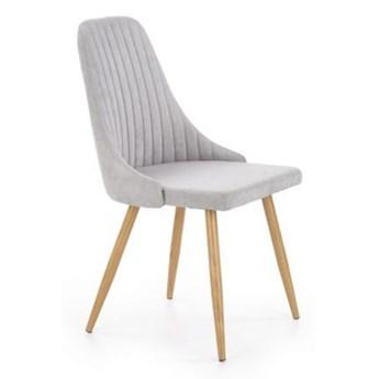 Krzesło K285 jasnoszare HALMAR