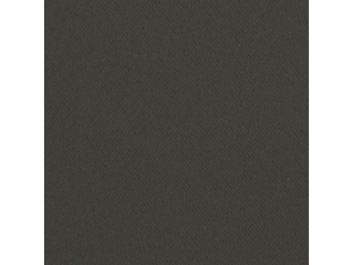 Zasłona gotowa grafitowa 135x270 parisa na taśmie marszczącej, zaciemniająca Poliester 135x270 cm Zasłona zaciemniająca Typ Zasłony gotowe