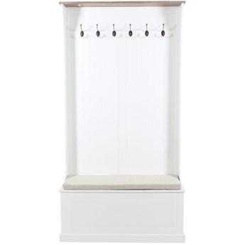 Wieszak Aster 95x180 cm biały
