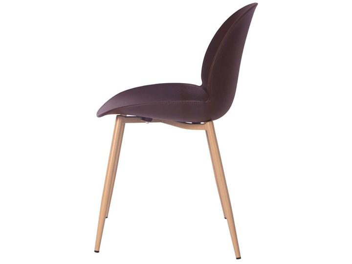 Zestaw mebli do jadalni stół 120 cm LUNA i 6 krzeseł GALA Liczba krzeseł 4 krzesła