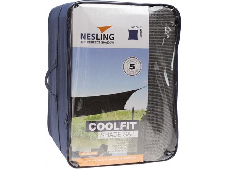 Żagiel przeciwsłoneczny COOLFIT kwadrat 5,0 x 5,0 x 5,0 x 5,0 m - Antracyt