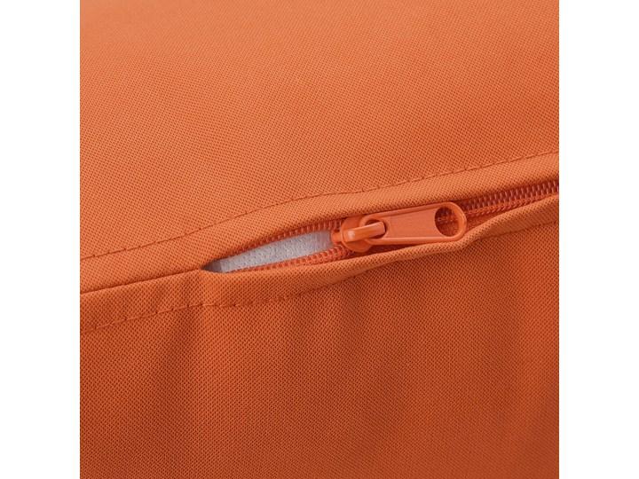 IKEA SÖDERHAMN Sekcja 3-osobowa, Samsta pomarańczowy, Szerokość: 186 cm Modułowe Pomieszczenie Salon