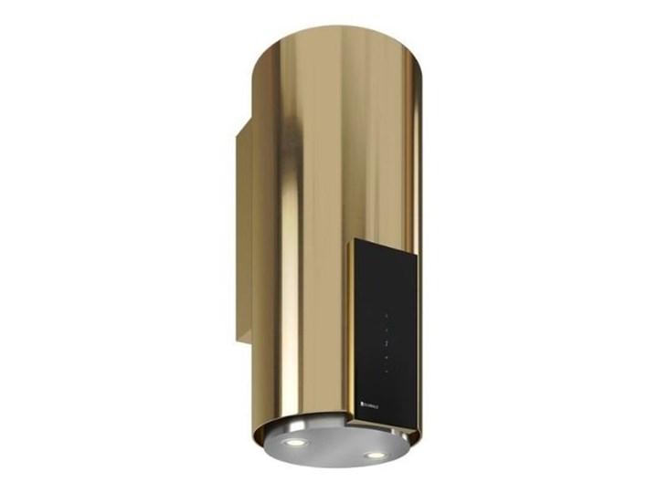 Okap kuchenny Roxano 39.1 Light Gold Okap przyścienny Poziom hałasu 63 dB Poziom hałasu 68 dB