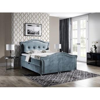 łóżko kontynentalne BEDRAN LUX : Powierzchnia spania łóżka - 180x200cm
