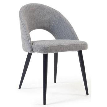 Krzesło Mael 46x82 cm szare