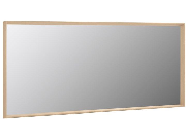 Lustro Nerina 180x80 cm naturalne Kategoria Lustra Kolor Beżowy