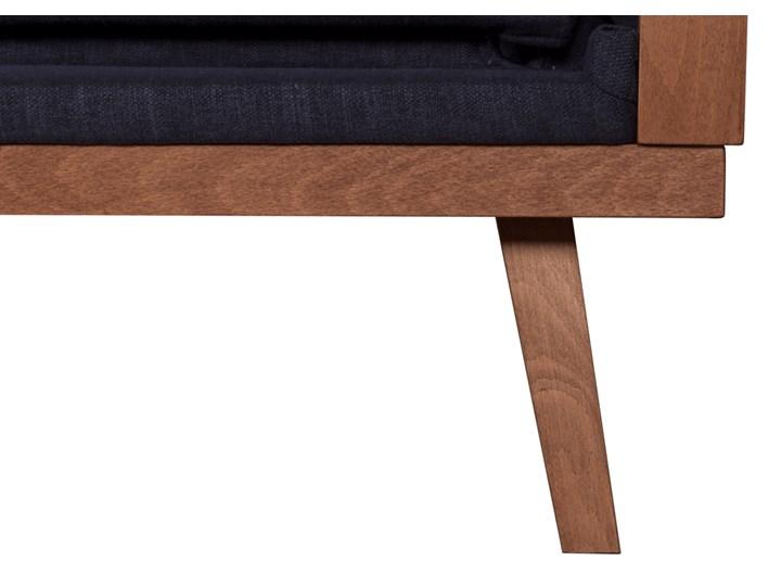 Sofa Orkidé 3-osobowa z funkcją spania (Colourwash Sand :colourwash/sand) Typ Gładkie Głębokość 114 cm Wersalka Styl Skandynawski