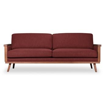 Sofa Orkidé 3-osobowa z funkcją spania (Colourwash Auburn :colourwash/AUBURN)