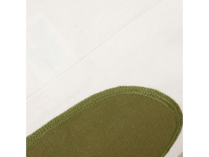 House Doctor - Poszewka na poduszkę Curve Poszewka dekoracyjna 50x50 cm Bawełna Wzór Jednolity