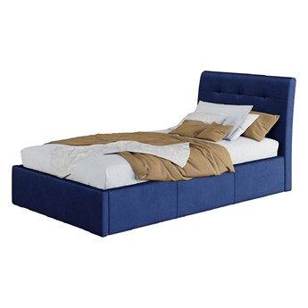 Łóżko jednoosobowe z pojemnikiem ALDO / kolory do wyboru