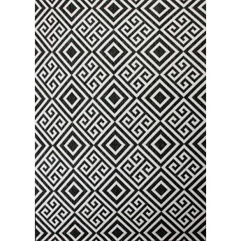 Dywan sznurkowy tkany na płasko 101 szary / popielaty
