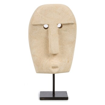 Dekoracja stojąca figurka Sumba-22 z piaskowca BAZAR BIZAR