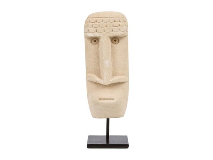 Dekoracja stojąca figurka Sumba-21 z piaskowca BAZAR BIZAR Metal Kamień Kategoria Figury i rzeźby