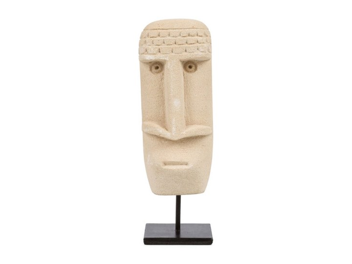 Dekoracja stojąca figurka Sumba-21 z piaskowca BAZAR BIZAR