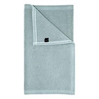 Pastelowy zielony dywanik łazienkowy 50x80 Love OEKO-TEX z bawełny HIMLA