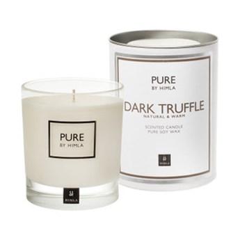 Świeca zapachowa z wosku sojowego Pure - Dark Truffle 200g HIMLA