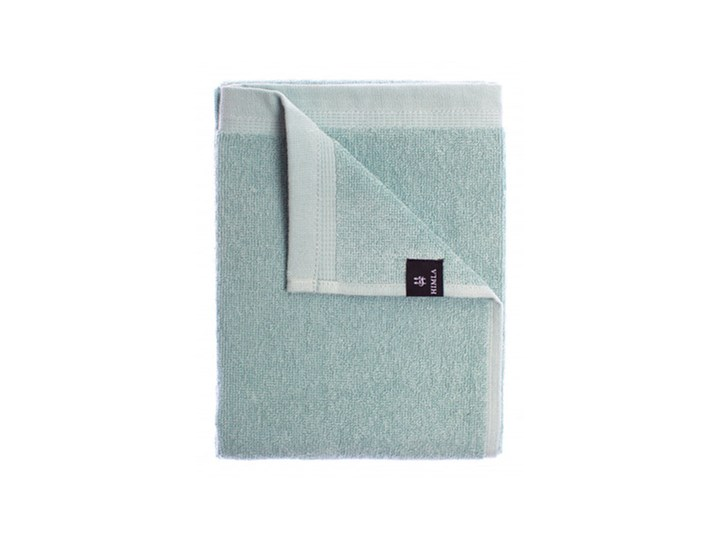 3-pak zielone ręczniki Lina OEKO-TEX z lnu i bawełny 30x50 HIMLA Łazienkowe Ręcznik do rąk Len 30x50 cm Bawełna Kolor Zielony