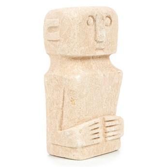 Dekoracja stojąca figurka Sumba-15 z piaskowca BAZAR BIZAR