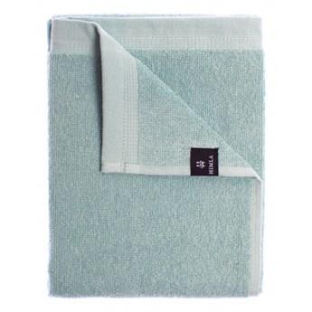 2-pak zielone ręczniki 70x140 Lina OEKO-TEX z lnu i bawełny HIMLA