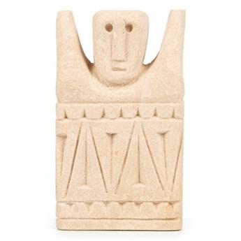 Dekoracja stojąca figurka Sumba-16 z piaskowca BAZAR BIZAR