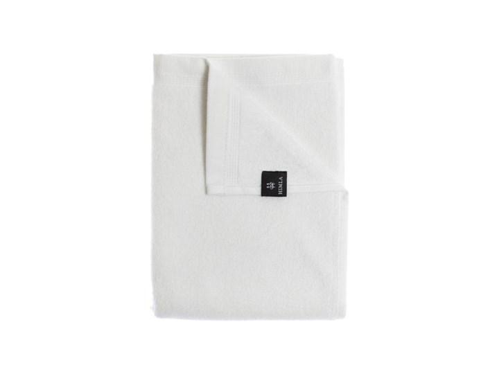 3-pak białe ręczniki Lina OEKO-TEX z lnu i bawełny 30x50 HIMLA Ręcznik do rąk Łazienkowe Bawełna 30x50 cm Len Kolor Biały