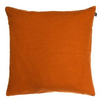 Duża poduszka dekoracyjna Weekday 60x60 w kolorze miodowego brązu HIMLA