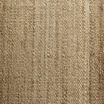 Naturalny chodnik dywan do przedpokoju z juty i konopi 60x90 TINE K HOME