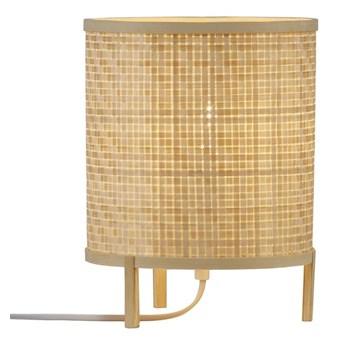 Bambusowa lampa stołowa Trinidad NORDLUX