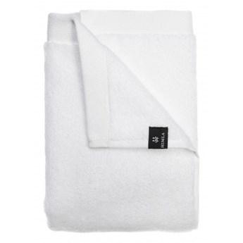 Biały ręcznik 70x140 Maxime GOTS z bawełny organicznej HIMLA