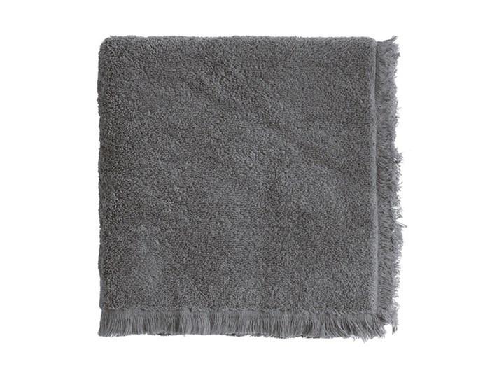 3-pak zielone Sage ręczniki Lina OEKO-TEX z lnu i bawełny 30x50 HIMLA 30x30 cm Bawełna 30x50 cm Frotte Komplet ręczników Kolor Zielony