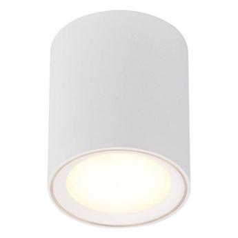 Lampa ledowa sufitowa tuba Fallon Long LED biała NORDLUX