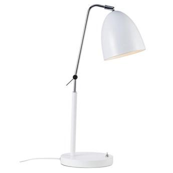 Biała lampa stołowa biurkowa Alexander NORDLUX