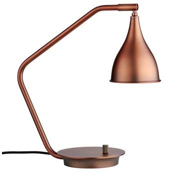 Lampa stołowa Le Six w kolorze miedzianego brązu NORR11