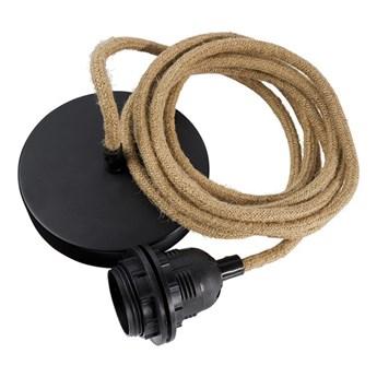 Lampa sufitowa przewód oprawka do abażurów wiszących BAZAR BIZAR