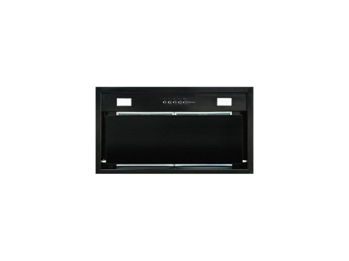 Okap do zabudowy FALMEC Built-in Max Evo 50 czarny (600m3/h) Okap podszafkowy Kategoria Okapy Kolor Szary