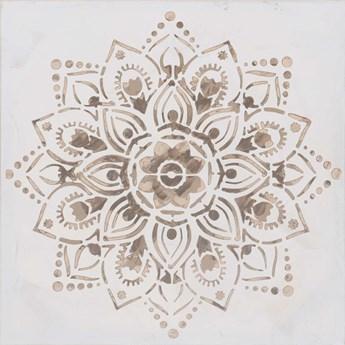 Obraz na płótnie Mandala I 60x60cm, 60 x 4 x 60 cm