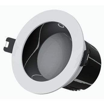 Inteligentne oświetlenie punktowe YEELIGHT Mesh Downlight M2. Klasa energetyczna G