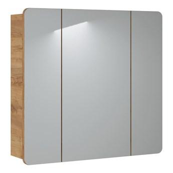Szafka z lustrem 80 cm Aruba