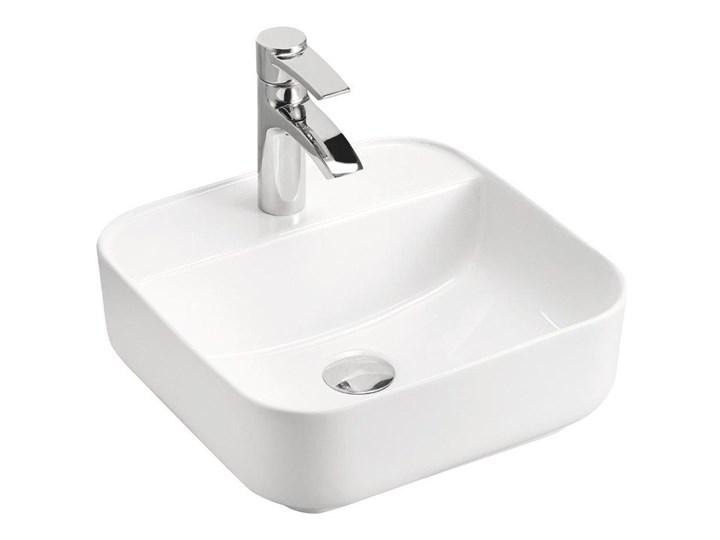 Nowoczesna umywalka ceramiczna nablatowa Magic 1 Ceramika Nablatowe Kategoria Umywalki