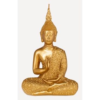 Świeca ozdobna Budda Kolory do Wyboru (Kolor: Złoty)