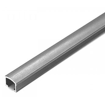 Egen Listwa dekoracyjna aluminiowa 1x244 cm srebrna