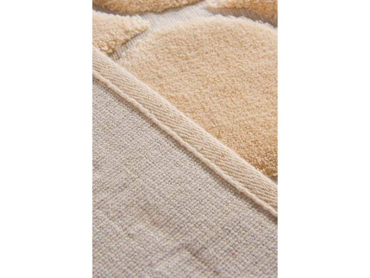 Zestaw 2 dywaników łazienkowych Dante Kategoria Dywaniki łazienkowe 50x60 cm Prostokątny 60x100 cm Kolor Biały