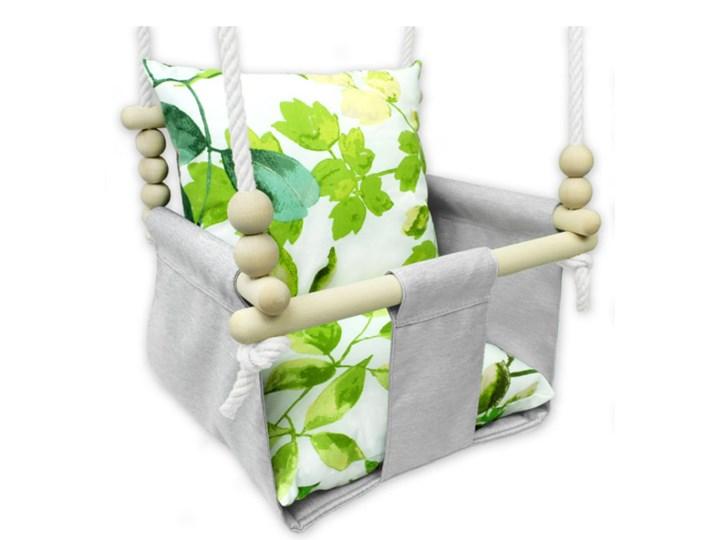 Huśtawka ogrodowa dziecięca winogrona - Beti Kolor Szary Styl Nowoczesny