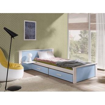 Łóżko 1 osobowe ALDO PLUS