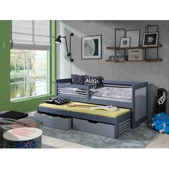 Łóżko 2 osobowe piętrowe  ANATOL II