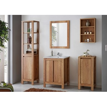 Zestaw mebli łazienkowych Classic Oak set 60