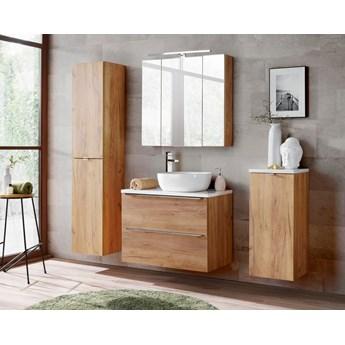Zestaw mebli łazienkowych Capri Oak set 60